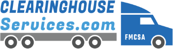 Fmcsa Clearinghouse Services Inc Logo, clearinghouse services, FMSCA drug testing